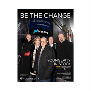 Picture of Youngevity Be the Change Magazine English/Spanish